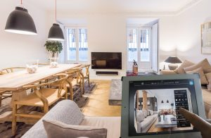 domótica,hogar digital,visualización,control